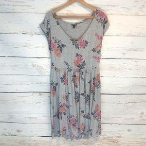 { Torrid } Floral Dress